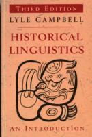 bokomslag Historical Linguistics: An Introduction