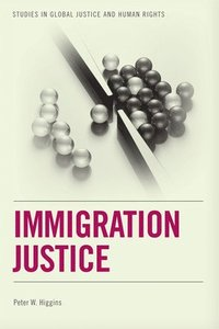 bokomslag Immigration Justice