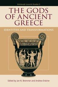 bokomslag The Gods of Ancient Greece