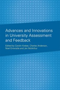 bokomslag Advances and Innovations in University Assessment and Feedback