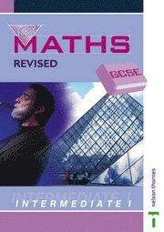 bokomslag Key Maths GCSE: Intermediate 1: Student's Book