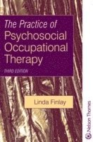 bokomslag Practice of psychosocial occupational therapy