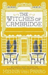 bokomslag The Witches of Cambridge