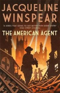 bokomslag The American Agent