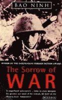 bokomslag Sorrow of war