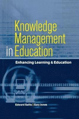 bokomslag Knowledge Management in Education