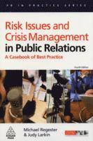 bokomslag Risk Issues and Crisis Management in Public Relations