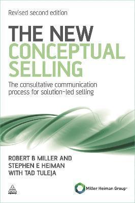 bokomslag The New Conceptual Selling