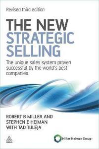 bokomslag The New Strategic Selling