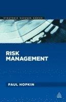 bokomslag Risk Management