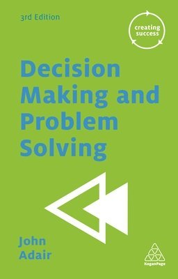 bokomslag Decision Making and Problem Solving