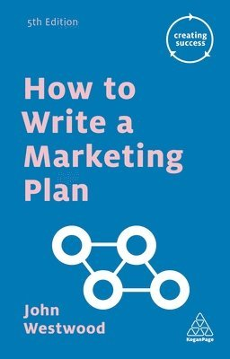 bokomslag How to Write a Marketing Plan
