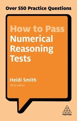 bokomslag How to Pass Numerical Reasoning Tests