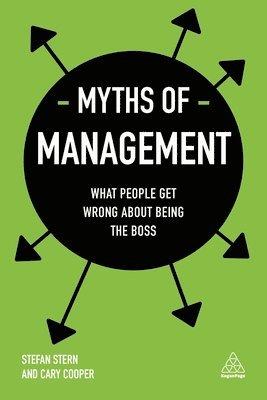 bokomslag Myths of Management