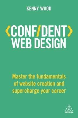 bokomslag Confident Web Design