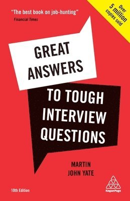 bokomslag Great answers to tough interview questions
