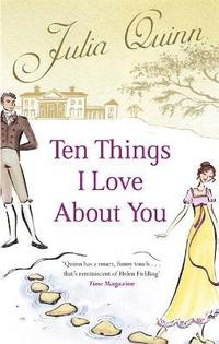bokomslag Ten Things I Love About You
