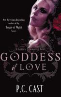 bokomslag Goddess Of Love