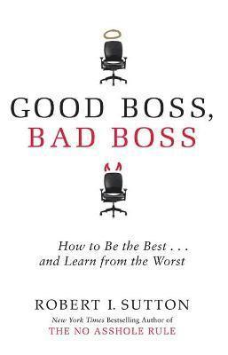 bokomslag Good Boss, Bad Boss