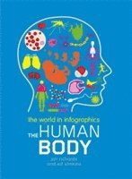 bokomslag The World in Infographics: The Human Body