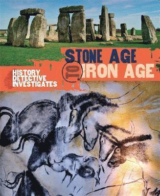bokomslag The History Detective Investigates: Stone Age to Iron Age