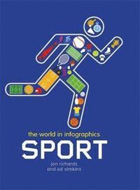 bokomslag The World in Infographics: Sport
