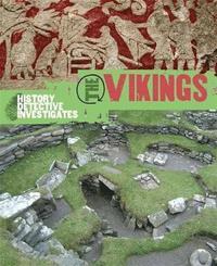 bokomslag The History Detective Investigates: The Vikings