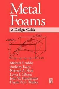 bokomslag Metal Foams: A Design Guide