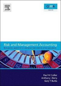 bokomslag Risk and Management Accounting