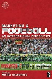 bokomslag Marketing and Football