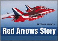 bokomslag The Red Arrows Story