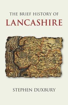 bokomslag Brief history of lancashire