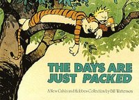 bokomslag The Days Are Just Packed: Calvin & Hobbes Series: Book Twelve
