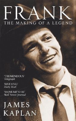 bokomslag Frank - the making of a legend