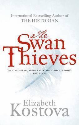 bokomslag Swan thieves