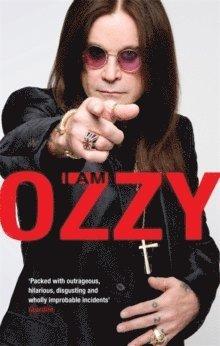 bokomslag I Am Ozzy