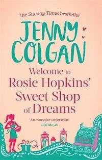 bokomslag Welcome to rosie hopkins sweetshop of dreams