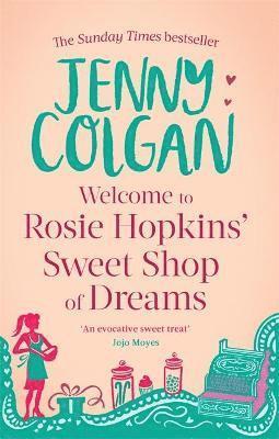 bokomslag Welcome to rosie hopkins sweetshop of dreams