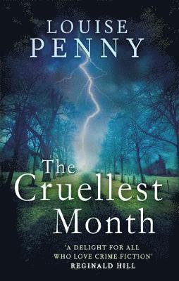 bokomslag The Cruellest Month: A Chief Inspector Gamache Mystery, Book 3