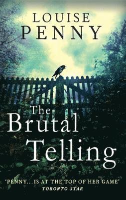 bokomslag The Brutal Telling
