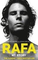 bokomslag Rafa: my story