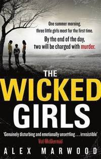 bokomslag The Wicked Girls