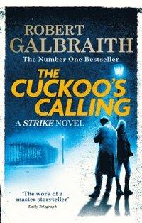 bokomslag The Cuckoo's Calling