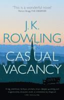 bokomslag The Casual Vacancy