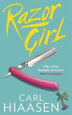bokomslag Razor Girl