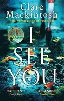 bokomslag I See You: The Number One Sunday Times Bestseller