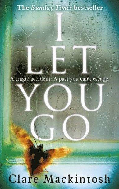 bokomslag I Let You Go