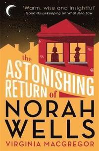 bokomslag The Astonishing Return of Norah Wells