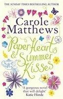 bokomslag Paper Hearts and Summer Kisses