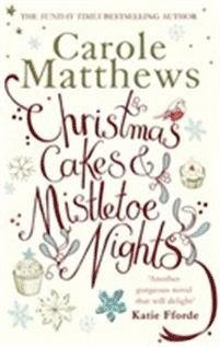 bokomslag Christmas Cakes and Mistletoe Nights: 'Full of heart and fun'